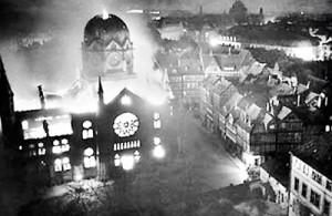 The Night of Broken Glass: Germany 1938