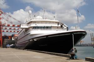 Norwegian yacht