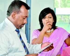 Ms. Ranjani Jayakody ordered the elections on instructions by Minister of Sports Mahindananda Aluthgamage.  - Pic by Amila Gamage
