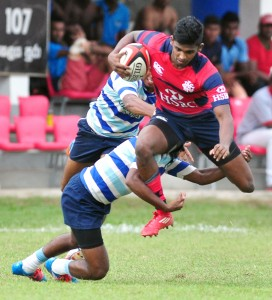 In five more days, the 2013 club rugby season will set off.    - Pic by Amila Gamage