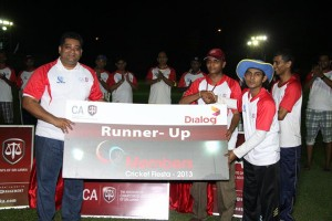 Runners up - KPMG Lions