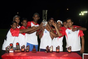 The Victorious EY Seven Stars
