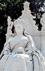 Part of Colombo's history: The statue of Queen Victoria