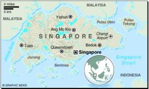 MAP: Singapore