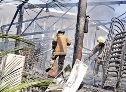 200 inventions destroyed in BMICH fire