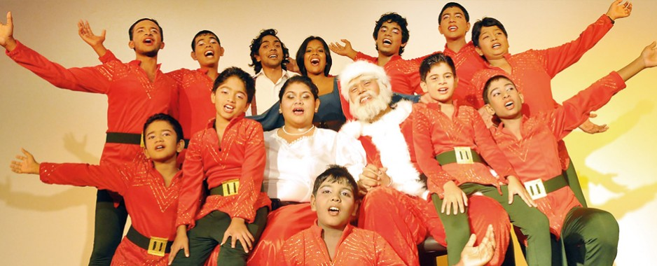 Peterites take the stage with 'A Christmas Wish'