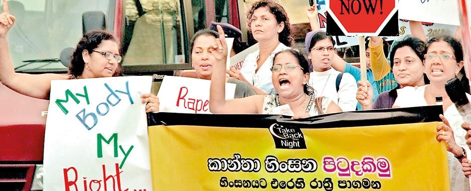 Lanka's rape plague set to burst