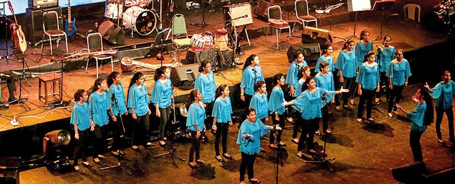 'Rhythm of the Maroons'