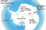 Antarctica may have a new type of ice: diamonds