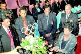 Sri Lanka Army honours big names in athletics