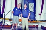 Aussie sea kayakers circle Sri Lanka