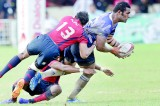 Navy maintain unbeaten record by a whisker