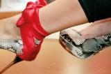 Step into those a la mode stilettos this season