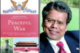 Sri Lankan-born American author speaks to a global audience from China