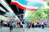 Thai opposition weighs poll boycott in crunch weekend