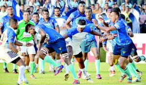 Air Force is yet to record a win this season - File pic