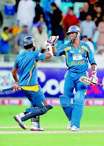 Tail-enders have been useful for Sri Lanka in the two ODIs played against Pakistan in the UAE - AFP
