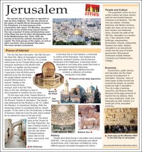Jerusalam
