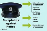 New police complaints hotline rings red-hot
