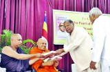 'No Pearl of Greater Price': Launch of  C.W.W Kannangara biography