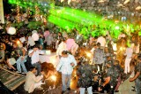 High-end party revellers' anger at insensitivity and apathy of organisers