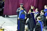 Kalana Malimage receives Doctoral degree