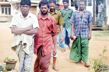 Poaching goes on; more arrests, but no date for talks