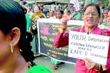 In India, a resistance coming