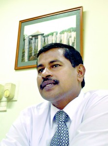Library Board Director General  W. Sunil