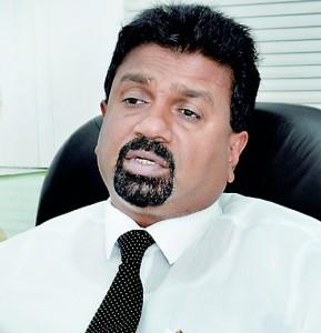 FFSL President Ranjith Rodrigo