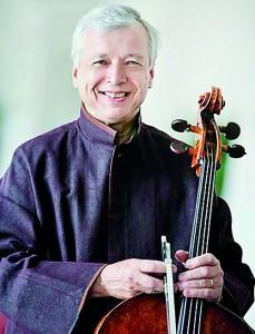 Cellist Valentin Erben