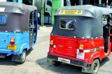 Three-wheeler taxis: Nobody's baby