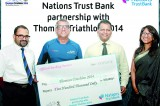 Thomian Triathlon 2014, the tradition lives on
