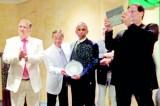 ITKF honours Dedunupitiya