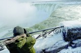 Polar Vortex turns Niagara Falls into a frozen wonderland