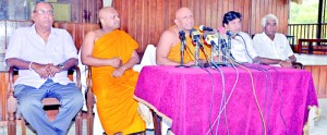 The annual Kelaniya Duruthu Maha Perahera will begin on Tuesday, at 8 pm, Chief incumbent the Ven. Prof. Kollupitiye Mahinda Sangarakkitha Thera said at a news conference. The first Udamaluwe Perahera will be held today followed by the second on Monday and the Maha Perehera on Tuesday in commemoration of the Buddha's first visit to Sri Lanka, the Ven. Thera said. The pagenat will include some 40 elephants, 35 traditional dance groups and many cultural performances.  The Kelani Perahera is composed of separate processions; that of the Buddha Relics and those of the three devalas, Vishnu, Kataragama and Vibhishana.   				                        Pix by Lal S Kumara