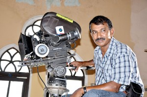 Director Jayanath Gunawardena