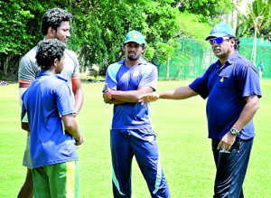 Former Sri Lanka cricketer Rumesh Ratnaytake, an ACC Development Officer has helped Nepal cricket immensely