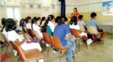 Sri Lanka Girl Guides Association commemorates World Aids Day