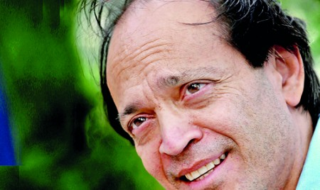 13 minutes with Vikram Seth!