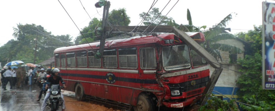 Bus accidents on the rise; authorities plan to leash bad drivers