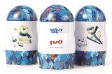 Lankan  tea  firm  presents official  tea caddy   souvenirs for Sochi 2014  Winter Olympics