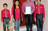 Rukshan's 'Mamath Eka Malak' bags Global Autism Award