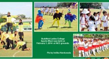Buddhist Ladies College  Sports Meet