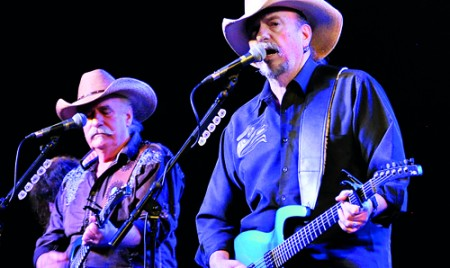 When Bellamy Brothers let their music flow