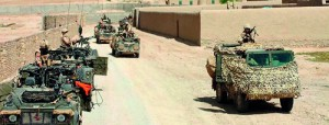 British troops in Afghanistan's Helmand province: There are in fact only a handful of countries British troops haven't invaded at some point. Pic courtesy Wikimedia Commons
