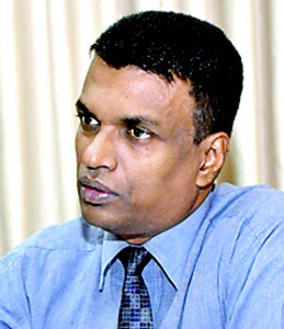 Conservator  General of  Forests, Anura  Sathurusinghe