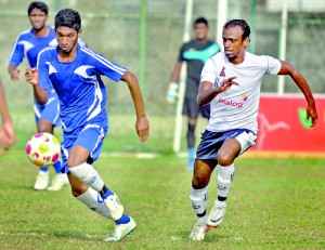 Officials are just involved in dirty soccer politics, just to safeguard their positions in the Controlling Body, unable to even conduct a tournament properly - File pic