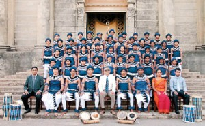 Hewisi band  of S. Thomas' College