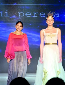 Swan -inspired collection by Amilani